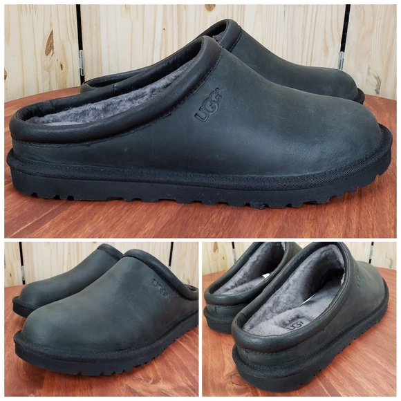 46bf1d8c435 UGG Men's Classic Clog Slipper Shoes :449 NWT